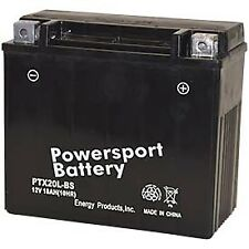REPLACEMENT BATTERY FOR SKI-DOO TUNDRA 600CC SNOWMOBILE FOR YEAR 2012 MODEL 12V