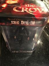 McFarlane Toys Special Edition Eric Draven The Crow Figure New Factory Sealed Bo