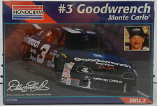 Dale Earnhardt Goodwrench Gm Parts Service Chevy Monte Carlo Monogram Model Kit