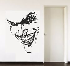 Joker face Batman murales wallpaper joyas de pared 57 x 67 cm imagen de muro