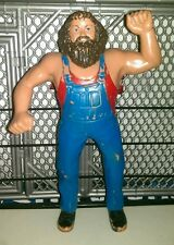 WWE/WWF LJN wrestling action figure Hillbilly Jim! Classic! Vintage! Legend!