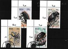 Zuid-Afrika 701-704 (compleet.Kwestie.) gestempeld Eckrandstücke