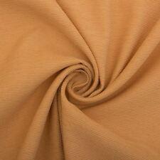 Davos Cord Orange Corduroy Velvet Chenille Curtain Cushion Upholstery Fabric