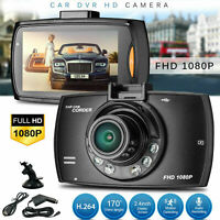 2.4″ 1080P HD Car DVR Camera Dash Cam Video Recorder Night Vision G-Sensor UK