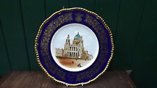 1981 Princess of Wales Wedding Plate Coalport china Only 250 made St Pauls