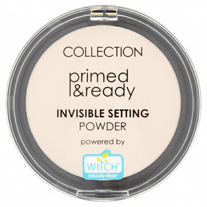 Collection Primed & Ready Invisible Setting Powder 15g - 01 Naturally Clear