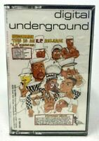 Digital Underground - E.P Release - Cassette Tape - FACTORY SEALED Tupac RARE