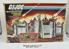 Headquarters Command Center Complete UNBROKEN MIB GI Joe 1983 Hasbro Vintage For Sale