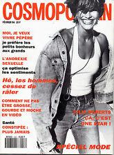 Mag COSMOPOLITAN 02/1994: JULIA ROBERTS_VANESSA PARADIS_SPECIAL MODE
