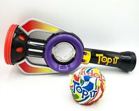 TOP IT by Bop It Electronic Talking Game Parker Brothers Hasbro w/ Ball - TESTED
