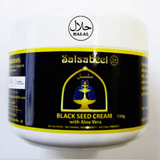 Black Seed Face Cream With Aloe Vera [150g] Halal Alcohol Free Best Gift Idea