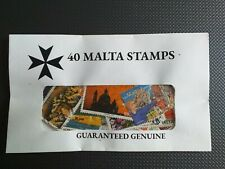 Used Malta Stamps