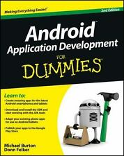 Android Application Development for Dummies?