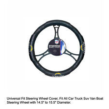 Northwest NFL San Diego Chargers Car Truck Suv Van Boat Steering Wheel Cover