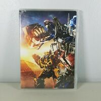 Transformers Revenge of the Fallen DVD 2009 Movie Regular Edition New Sealed