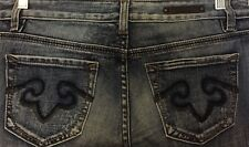 Rerock for Express Straight Leg Womens Jeans Size 6