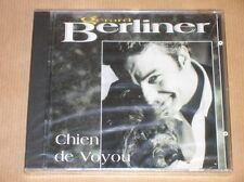 CD RARE / GERARD BERLINER / CHIEN DE VOYOU / NEUF SOUS CELLO