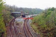 PHOTO  DUMPTON PARK RAILWAY STATION KENT 1990 -- SR LINK- OF 7/26 BETWEEN BROADS