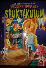 BART SIMPSONS HORROR SHOW #2 - SPANNEND SPASSIGES SPUKTAKULUM - DINO VERLAG 2002