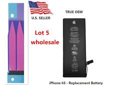 """Lot Of 5 Oem Original Li-ion Battery Replacement 1715mAh For iPhone 6S 4.7"""""""