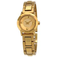 Nixon Mini B Gold Tone Dial Ladies Casual Watch A339502