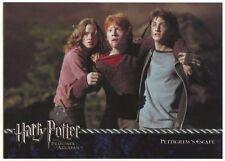Pettigrew's Escape #61 Harry Potter & Prisoner Azkaban 2004 Trade Card (C1447)