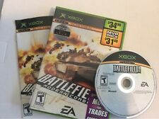 Battlefield 2 Modern Combat - Xbox - Complete.  Tested. FREE Shipping