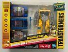Transformers Bumblebee Greatest Hits Cassette Pack Frenzy Buzzsaw Howlback NIB