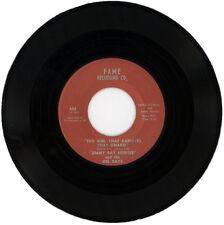 """Jimmy Ray Hunter """"la chica que se irradia que encanto"""" años 60 R&B"""
