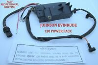New Johnson Evinrude CDI Power Pack - 586472 586504 584823 25 35 HP 3 Cylinder