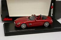 Schuco Pro 1/43 - Mercedes SLS AMG Roadster Rouge