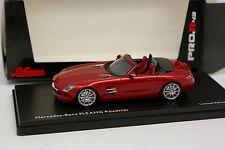 Schuco Pro 1/43 - Mercedes SLS AMG Roadster Rojo