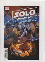 Solo A Star Wars Story #5 NM- 9.2 Marvel Comics 2019 Chewbacca & Lando