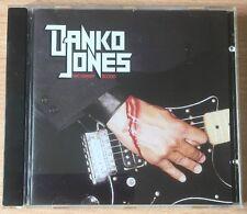 Danko Jones - We Sweat Blood - VGC 12-track CD Original 2003 - FAST UK POST