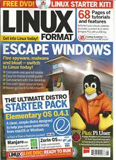 Linux User & Developer Magazine #226 August 2017 + Free Disc.