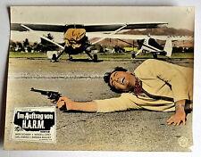 IM AUFTRAG VON H.A.R.M. / Agent for H.A.R.M. * EA-AUSHANGFOTO #4 BOUCHET, COREY
