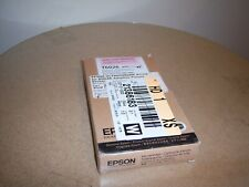 Genuine Epson T6026 Vivid Light Magenta Ink Cartridge NEW/SEALED 01/2016