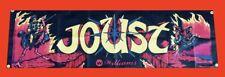 Large Joust - Arcade Video Game Banner Flag Poster