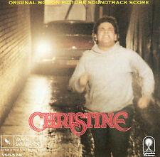 Christine: Original Motion Picture Soundtrack Score, New Music