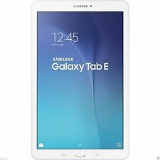 SAMSUNG GALAXY TAB E  9.6 SM-T561 Wi-Fi + 3G 8GB WHITE BRANDNEW FACTORY UNLOCKED