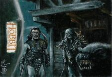 The Hobbit The Desolation Of Smaug, Jason Potratz & Jack Hai Sketch Card 1/1