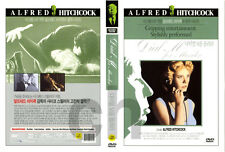 Dial M for Murder (1954) - Alfred Hitchcock, Ray Milland, Grace Kelly  DVD NEW