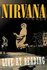 Nirvana single 24x36 poster Kurt Cobain Smells Like Teen Spirit Apologies New!!!