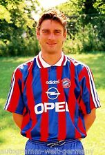 Oliver Kreuzer Bayern München 1996-97 seltenes Foto+3