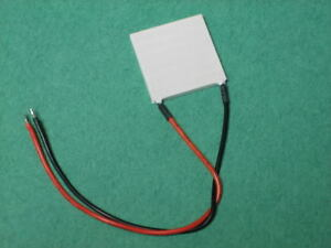 THERMOELECTRIC POWER GENERATION TEG MODULE - REAL HIGH TEMP not FAKE LIKE OTHERS