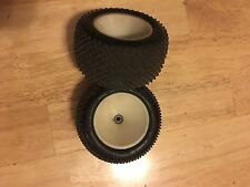 Vintage Tires for 1:10 Truck Rear Tire RC10 #111