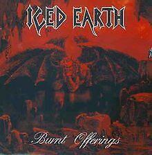 Burnt Offerings von Iced Earth   CD   Zustand gut