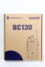 MOTOROLA Charger PMPN4140A OEM Power Supply Manuals Box BC130 Radio NEW Parts