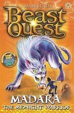 Very Good, Madara the Midnight Warrior: Series 7 Book 4 (Beast Quest), Blade, Ad