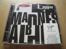 Madness The Heavy Heavy Hits Promo / Demo CD Album RARE! EMI SWINDON